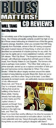 Blues Matters review