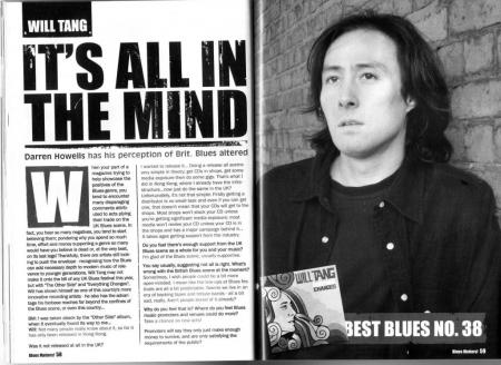 Blues Matters - Interview Pt1